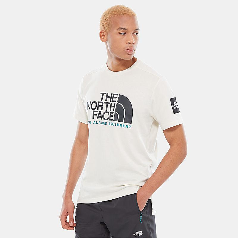 Camiseta Fine Alpine para hombre-