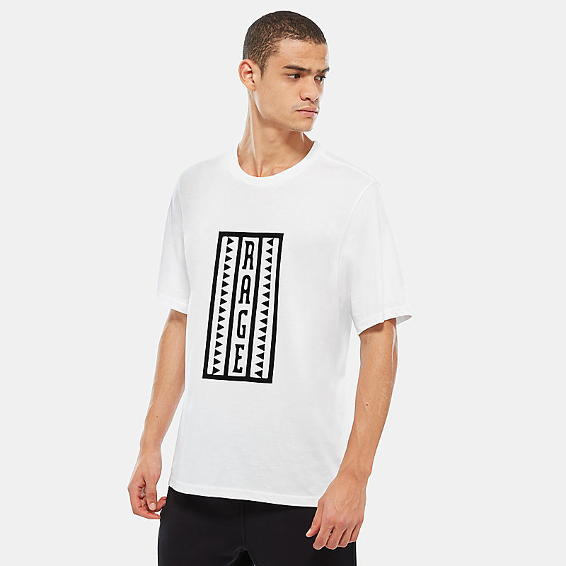 Herren '92 Retro Raged T-Shirt-