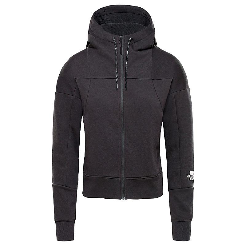 Light Full Zip Fleece hoody voor dames-