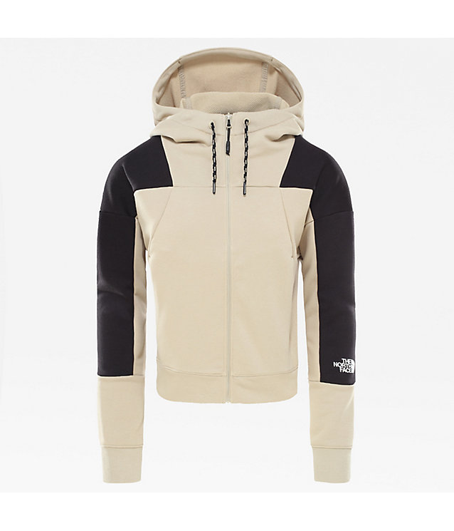 Light Full Zip Fleece hoody voor dames | The North Face