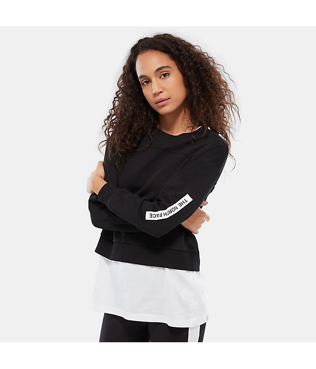 Damen Light Cropped Pullover | The North Face