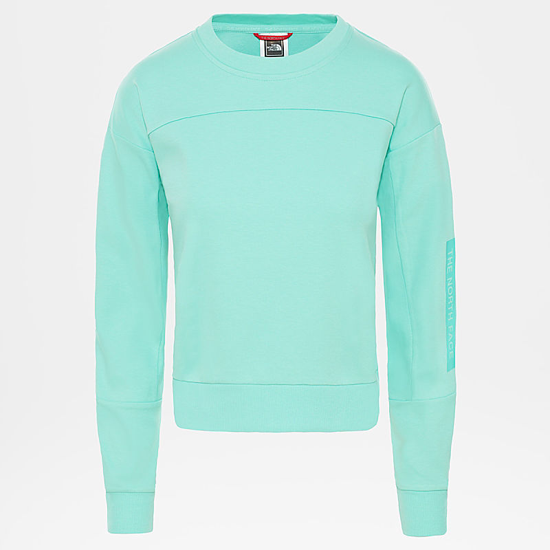 Women's Light Cropped Pullover-