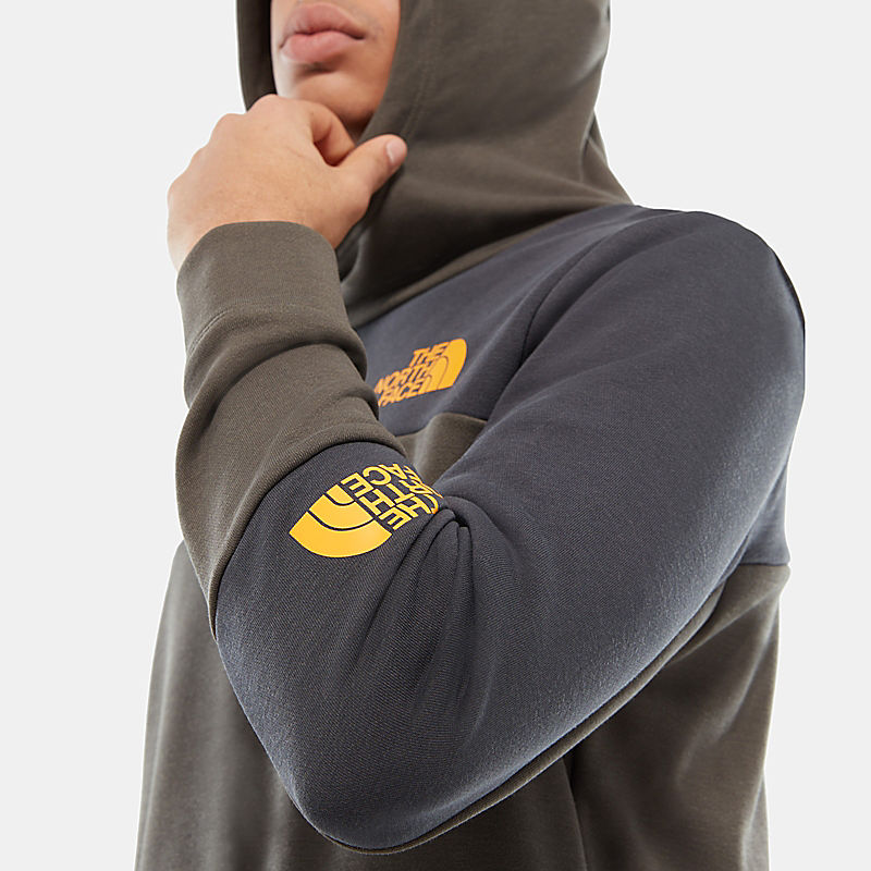 Light hoody voor heren-