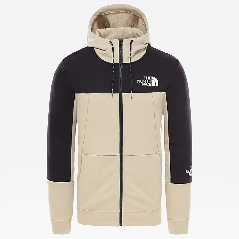 Men's Light Full zip Hoodie-