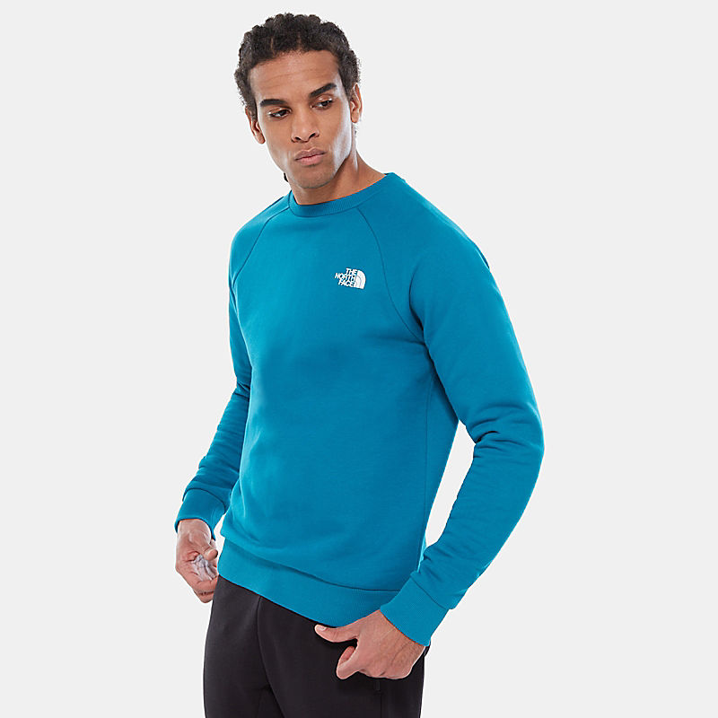 Men's Raglan Redbox Sweatshirt-