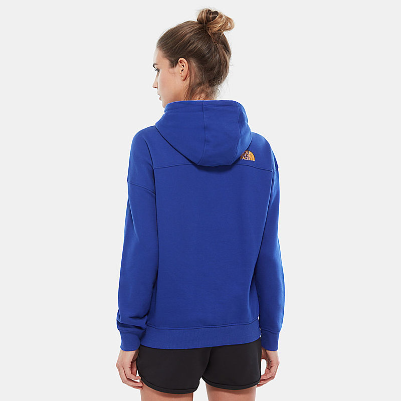 Sweat à capuche Light Drew Peak pour femme-