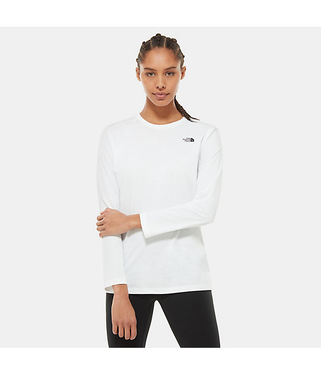 Women's Simple Dome Long-Sleeve T-Shirt | The North Face