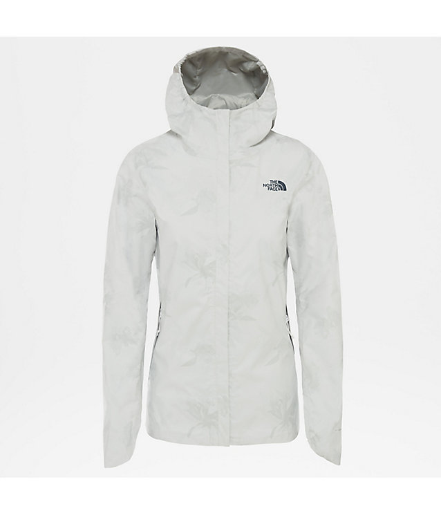 Quest-Jas Met Print En Capuchon Voor Dames | The North Face