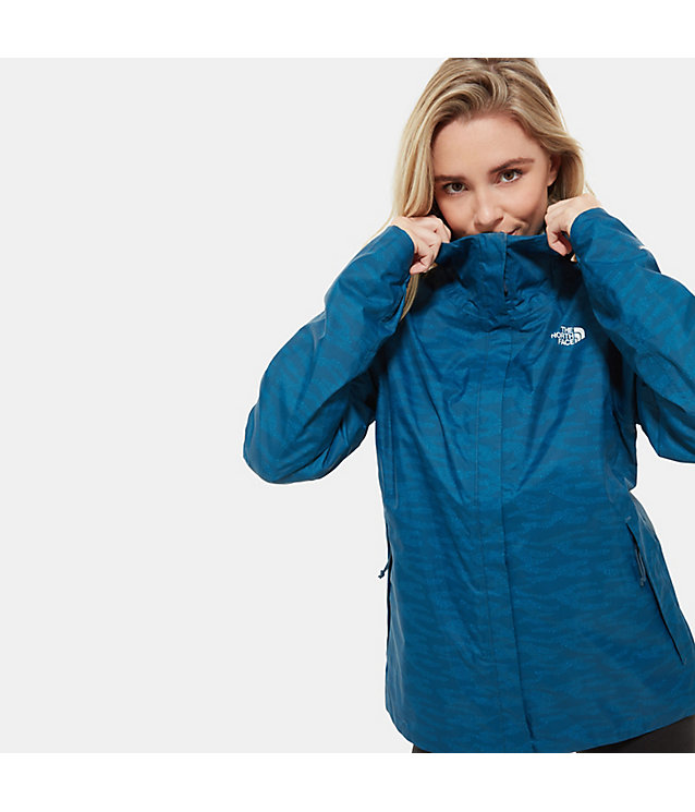 Women'S Quest Printed Hooded Jacket | The North Face