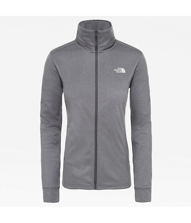 DAMEN QUEST MIDLAYER JACKE | The North Face