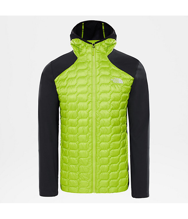 Men's ThermoBall™ Hybrid Hooded Jacket | The North Face
