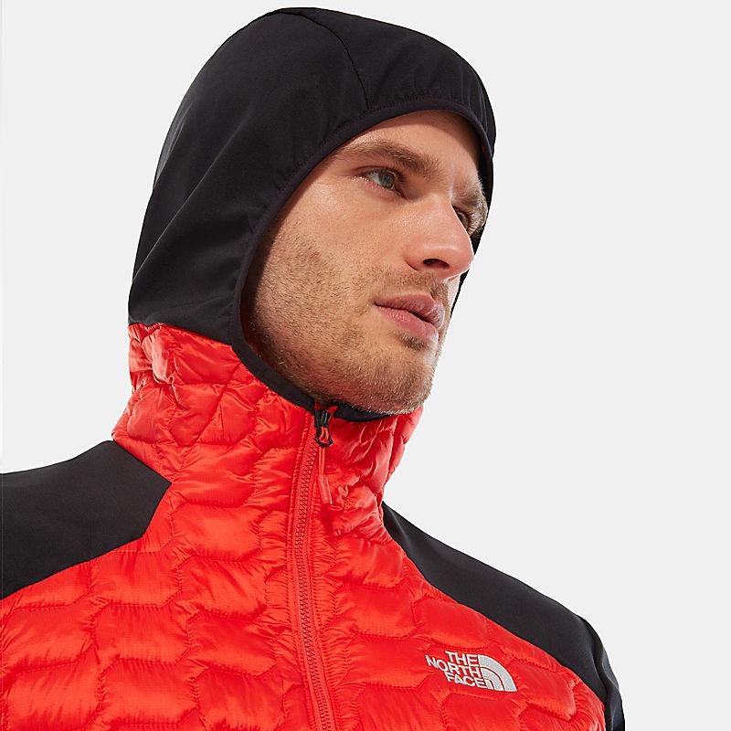 Nieuwe Thermoball™ Hybride-hoody voor heren-