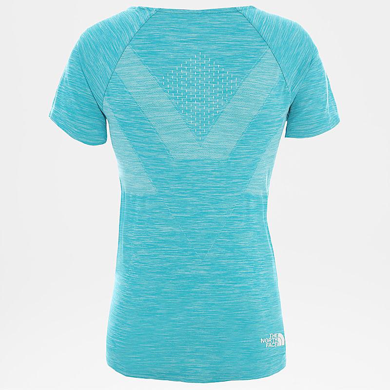 Damski, Bezszwowy T-Shirt Impendor-