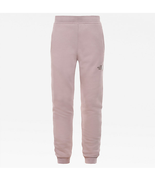 Girls' Slim Fit Fleece Trousers | The North Face