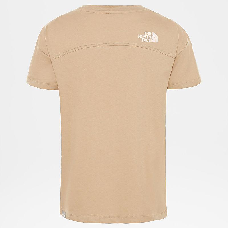 Boyfriend T-shirt voor meisjes-