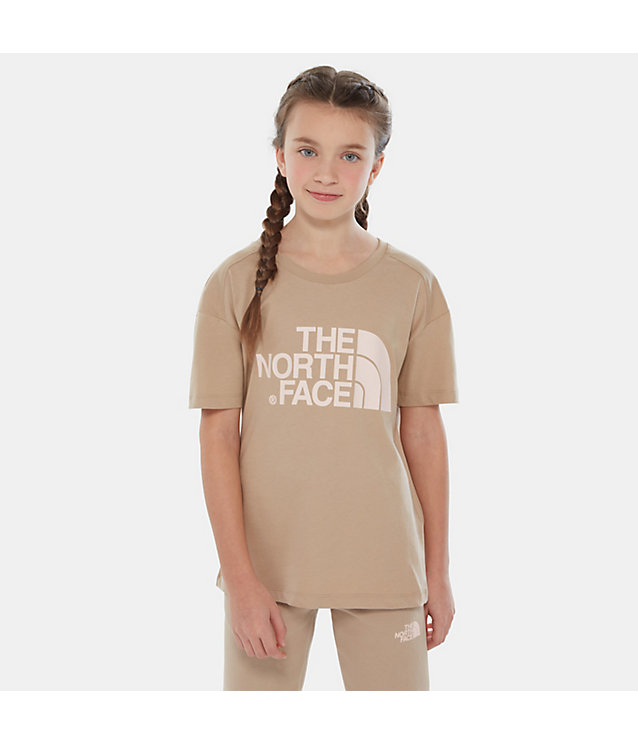 T-shirt Boyfriend pour fille | The North Face