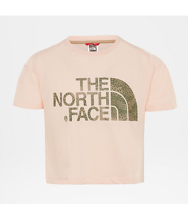 MÄDCHEN CROPPED T-SHIRT | The North Face