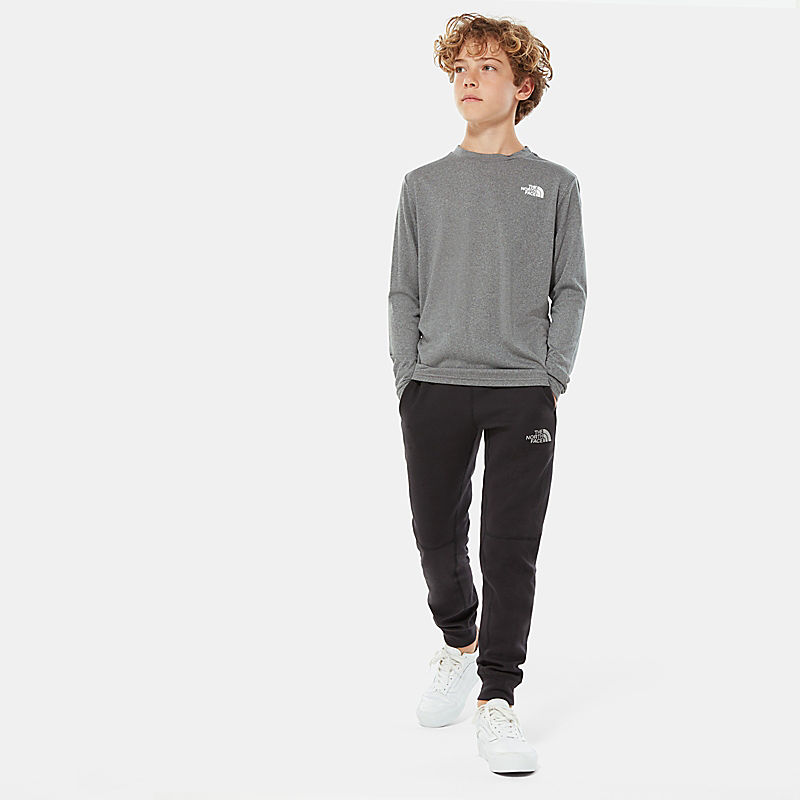 Boy's Reaxion Long-Sleeved T-Shirt-