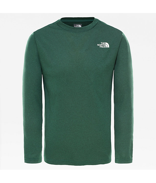 Boy's Reaxion Long-Sleeved T-Shirt | The North Face