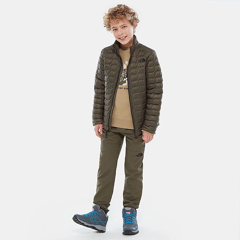 Boys' Tech Trousers-