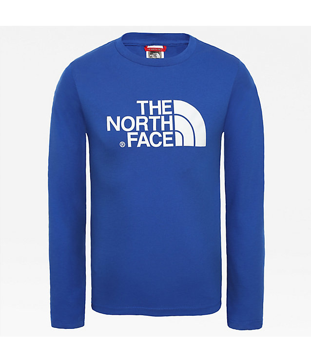 Youth Easy Long Sleeve T-Shirt | The North Face