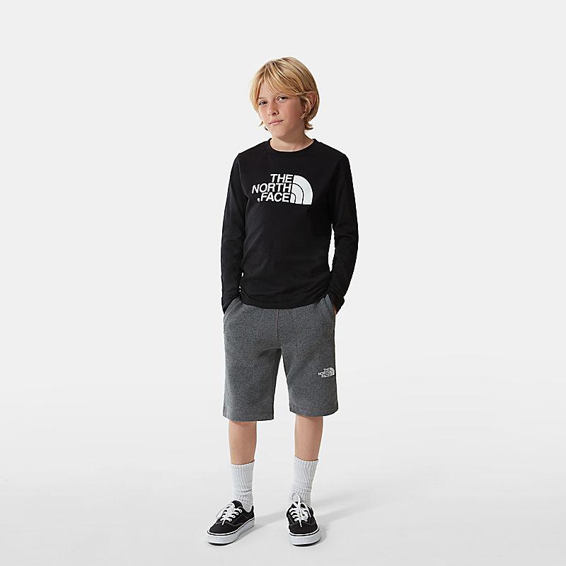 Kinder Easy T-Shirt Mit Langen Ärmeln-