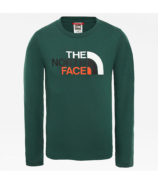 Youth Easy Long-Sleeve T-Shirt | The North Face