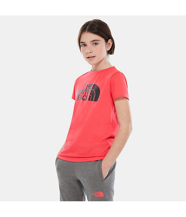 Reaxion T-shirt voor meisjes | The North Face