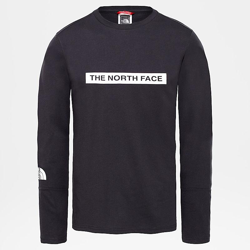 Men's Light Long-Sleeved T-Shirt-