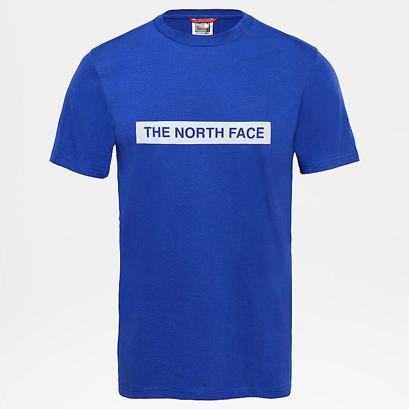 Light T-shirt met korte mouwen voor heren-