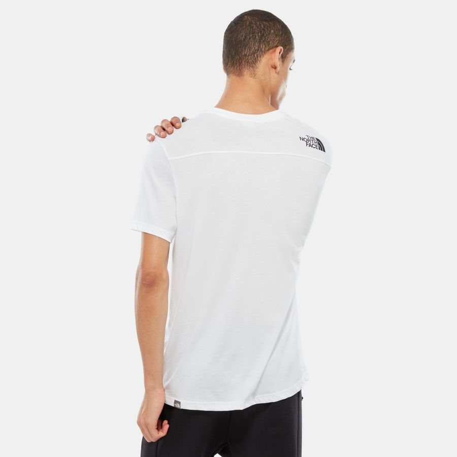 Men's Light Short-Sleeved T-Shirt-