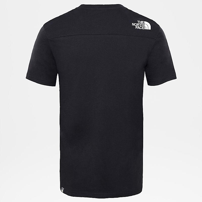 Men's Light Short-Sleeved T-Shirt-