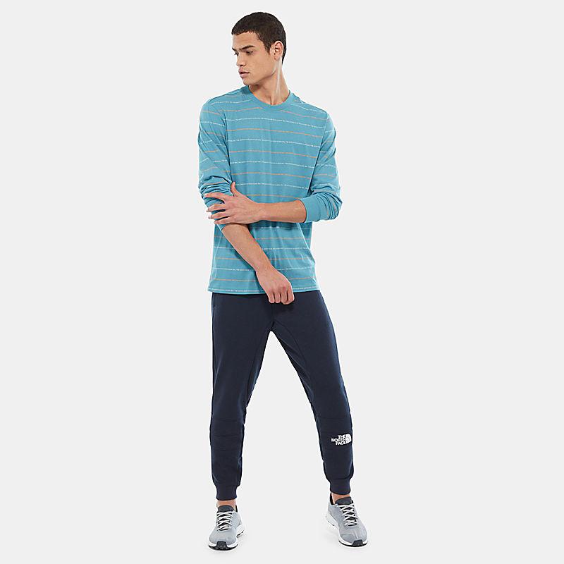T-shirt Stripes pour homme-