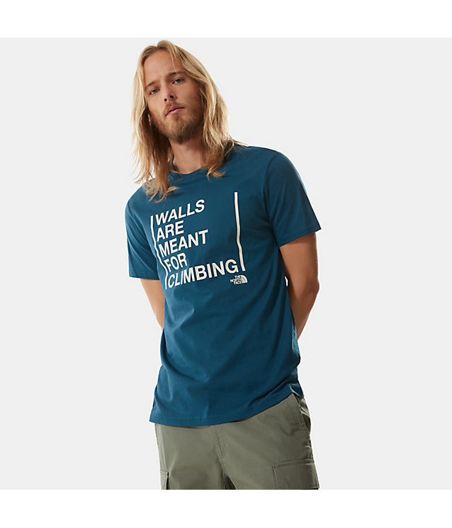 Walls Are For Climbing T-Shirt für Herren | The North Face