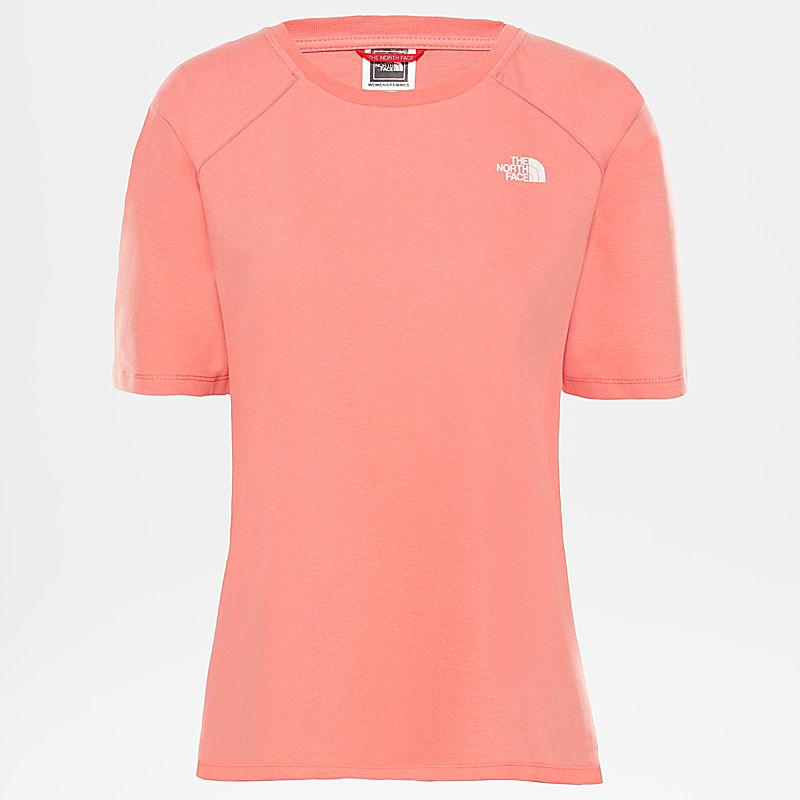 T-tröja premium S/S med kupollogotyp för dam-