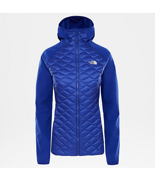 Felpa con cappuccio Donna Thermoball™ Hybrid | The North Face