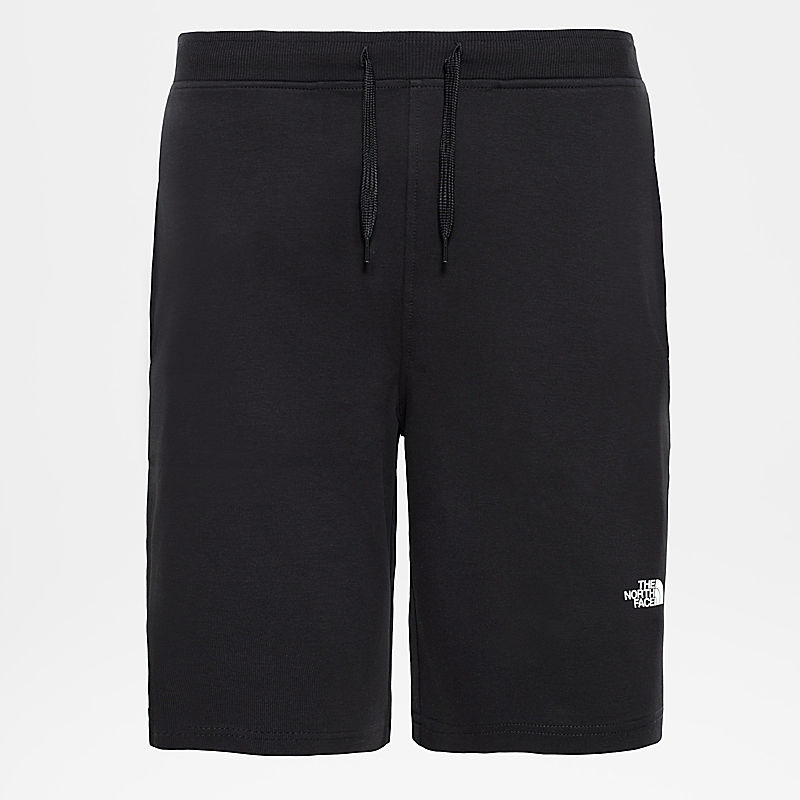 Men's Graphic Light Shorts-
