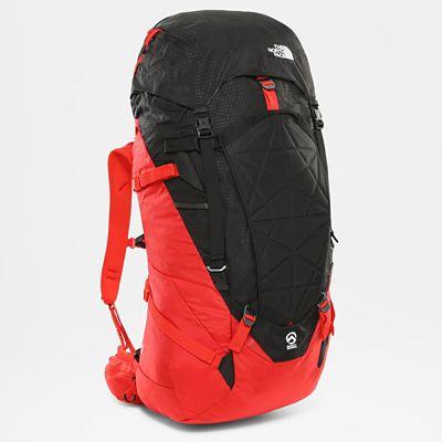 The North Face Summit Series™  Cobra 60-liter-rucksack Fiery Red/tnf Black Größe S/M 60 Damen   Taschen > Rucksäcke > Wanderrucksäcke   TheNorthFace