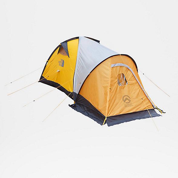The North Face Bastion 4 4 personen tent (oranje zwart