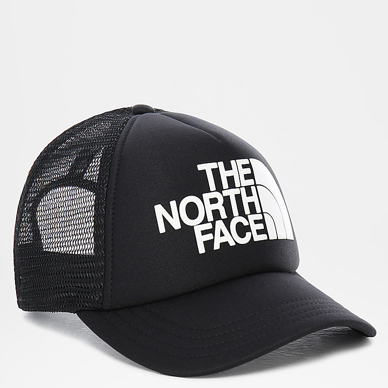 Youth Logo Trucker Cap-