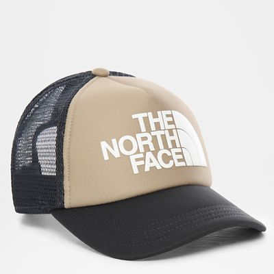 The North Face Casquette À Logo Youth Kelp Tan/asphalt Grey Taille Taille Unique