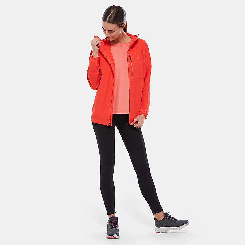 Women's Packable Wind Climb Jacket-