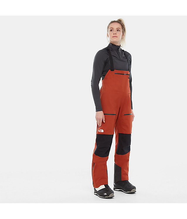 Women's Summit L5 FUTURELIGHT™ Full-Zip Bibs | The North Face