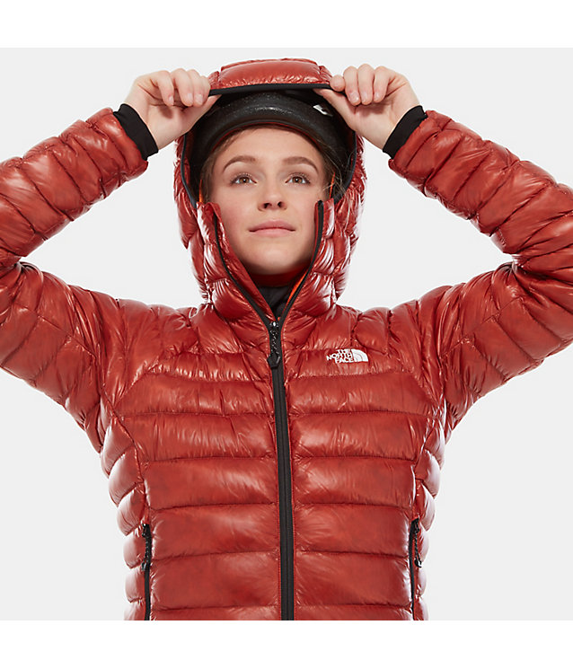 Damen L3 Summit Series™ Daunen-Kapuzenjacke | The North Face