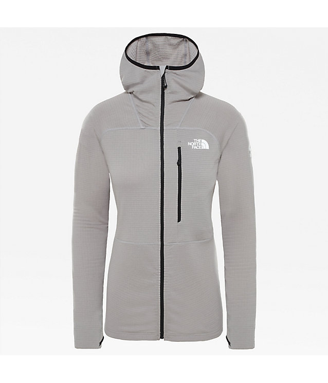 Veste à capuche légère L2 Power Grid Summit Series™ pour femme | The North Face
