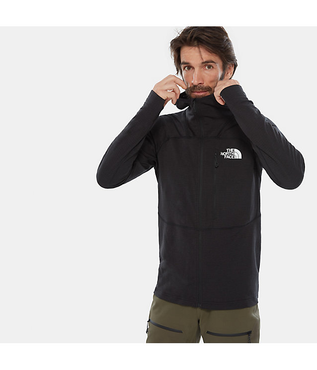 ratio Stop Inconsistent  Men's Summit Series™ L2 Power Grid™ Hooded Fleece | The North Face