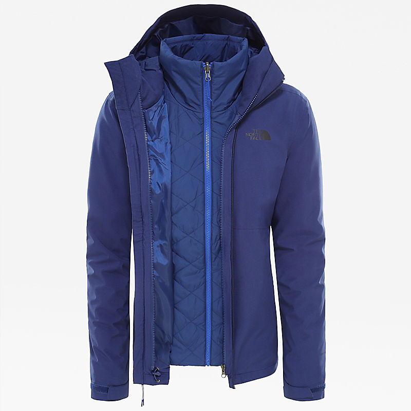 Women's Synthetic Insulated Zip-In Triclimate® Jacket-