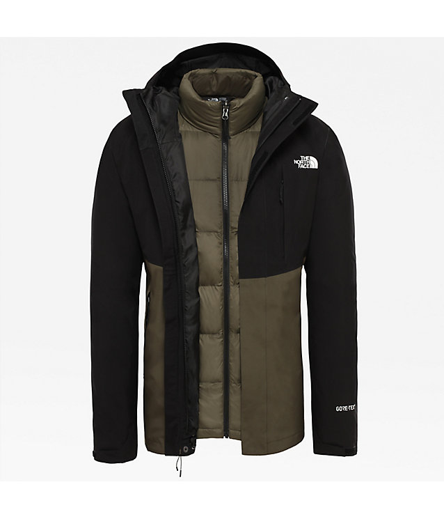 Giacca Uomo Mountain Light GORE-TEX® Zip-In Triclimate® | The North Face
