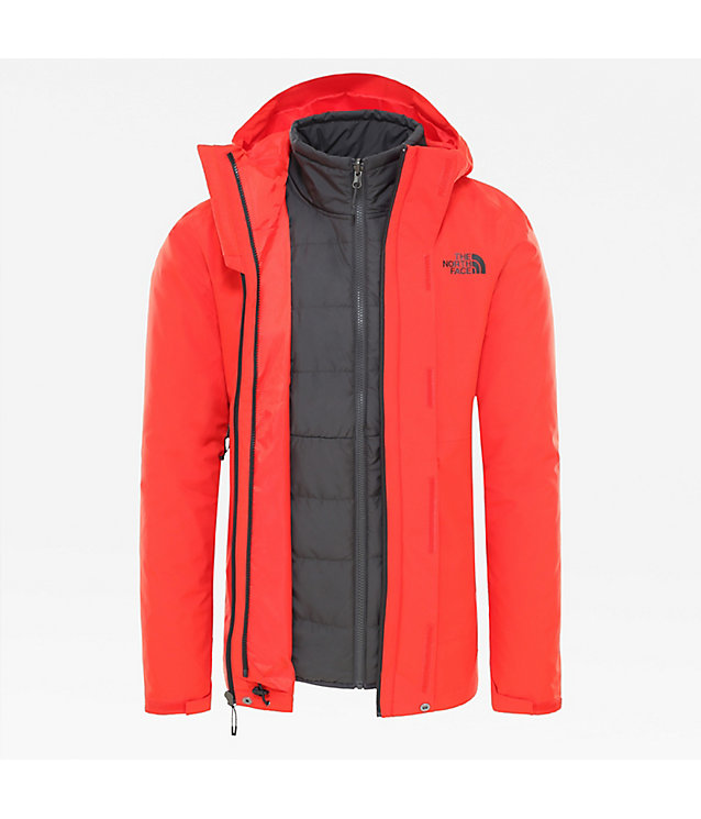 CARTO ZIP-IN TRICLIMATE®-JAS VOOR HEREN | The North Face
