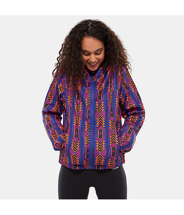 Women's Printed Cyclone Jacket | The North Face